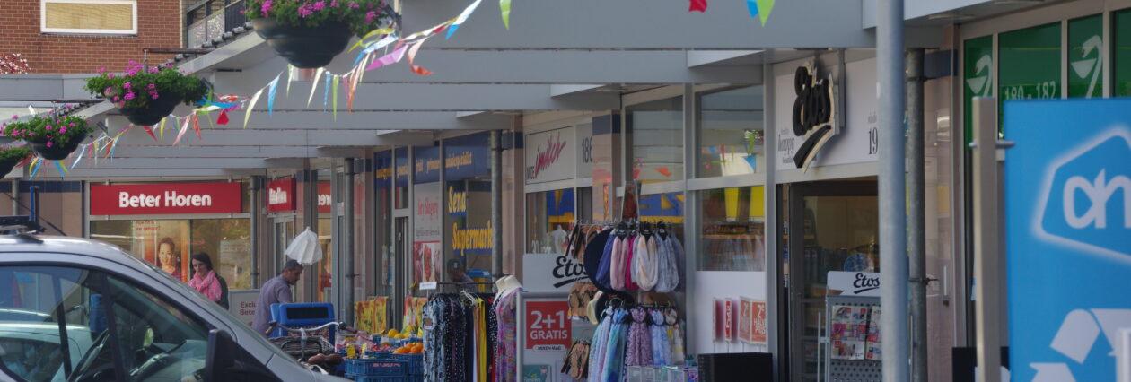 Winkelcentrum Plesmanpromenade